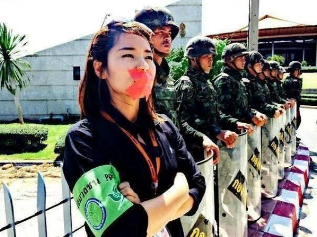 Diese Journalistin wurde nach ihrem stillen Protest gegen die Zensur fristlos entlassen